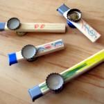 Klappbrett - Instrumentenwerkstatt mit Kindern